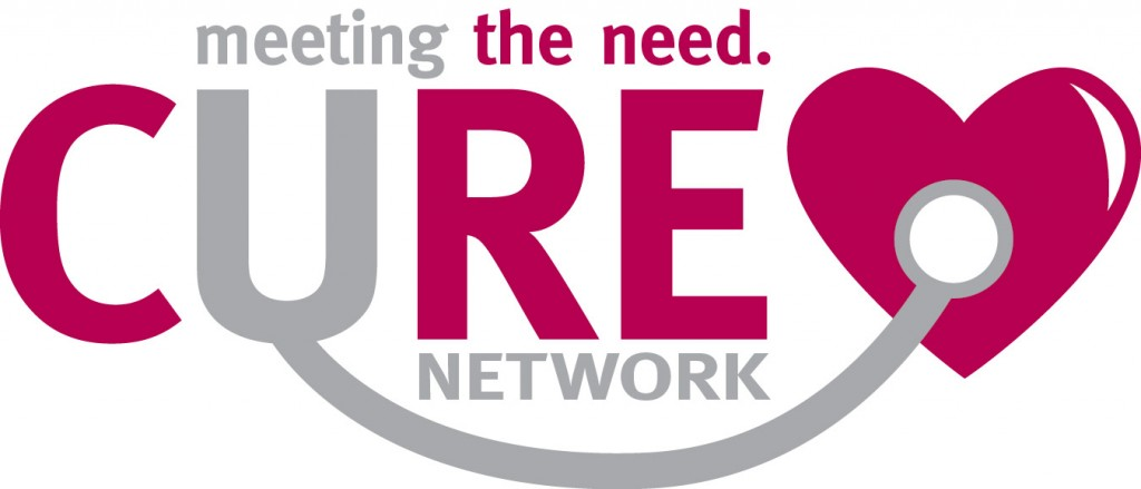 CURE Network Logo